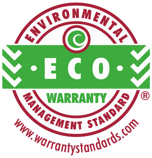 Eco warrantyR certification
