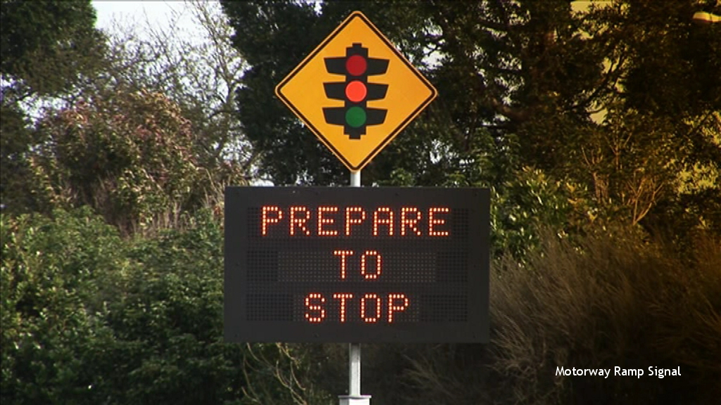 Advanced Warning Signs