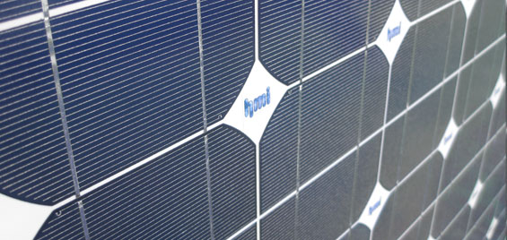 Solar power for outdoor signs and LED signs