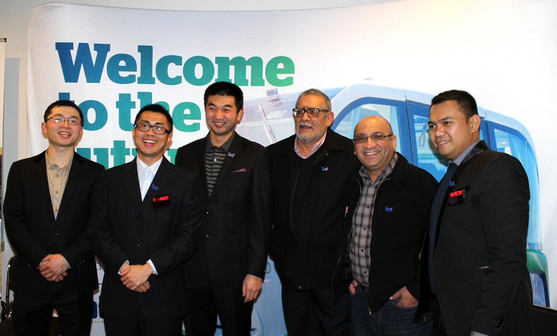 HMI Technologies' Service and Delivery team members from Auckland and Christchurch